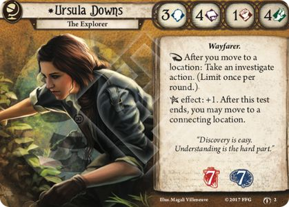 Ursula Downs