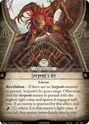 Serpent's Ire
