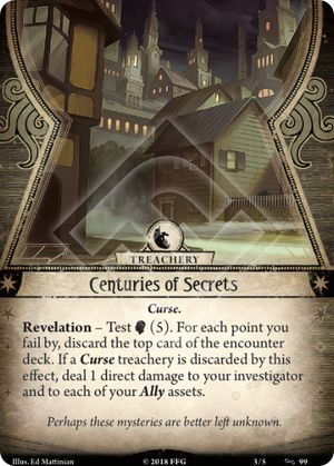 Centuries of Secrets