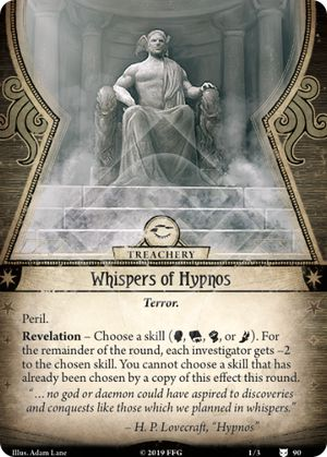 Whispers of Hypnos